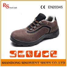 Стальные крышки пальца ноги для ботинок безопасности Германии RS895