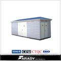 Sous-station de transformateur préfabriquée chaude de vente (série américaine YB de sous-station de type)