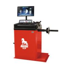 Maxcarl Digital Car Used Manual Balancing Machine Wheel Balancer B5