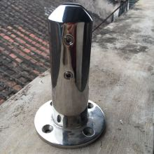 Stainless Steel 2205 Round Fencing Spigot Used in Swimming Pool and Handrail Fixing