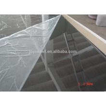 Revêtement de façade Panneau de ciment de fibre de revêtement UV pré-fini CFC
