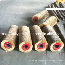 Steel Wire Polishing Roller Brush for Machine (YY-105)