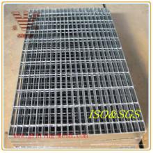Сварные стальные решетчатые решетки из главанизированной стали DIP