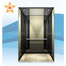Type de lecteur AC Hôtel Elevator Man Lift Price in China