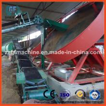 Fábrica de Fertilizantes para Pelletização de Resíduos de Açúcar
