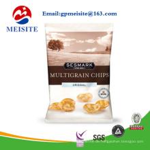 Best Selling 3 Arten Lebensmittel Grade Zipper Bedruckte Folie Verpackung Taschen