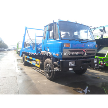 4x2 Swing arm garbage truck