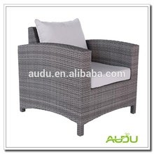 Audu Outdoor Rattan Classic Contemporary Chair