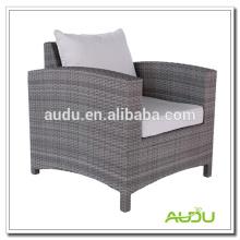Audu Outdoor Rattan Classic Contemporary Chair