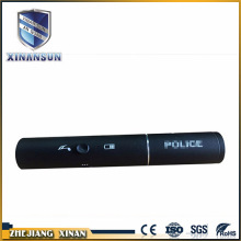 Black aluminium resounding basketball refree whistle