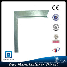 Fangda cheap metal door frame