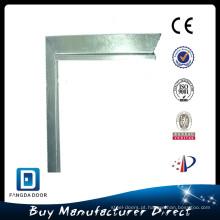 Frame de porta de metal barato fangda