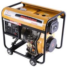 Дизельный генератор CE Сертифицировано 5KW Макс. _WH5500DG