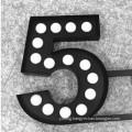 Vintage Led Marquee Letter Light Sign for Sale