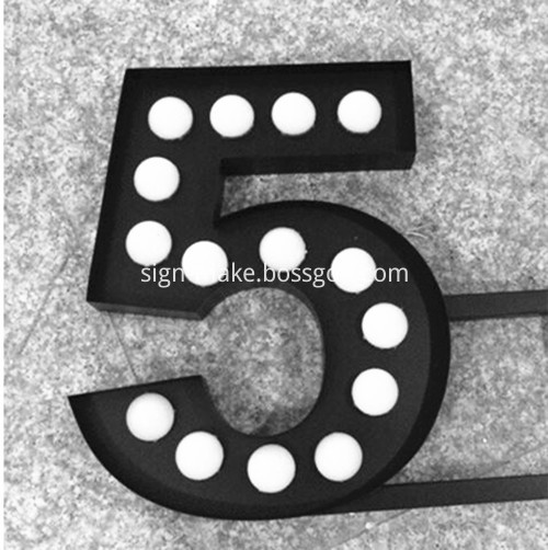 Marque Letters 4