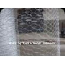 Gaiola de galinha revestida de PVC de alta qualidade