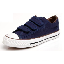 peacock blue vulcanize male shoes wholesale bulk from china