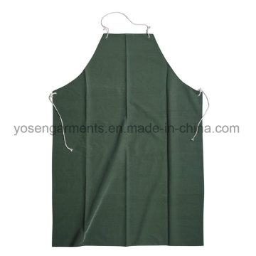 Waterproof PVC/Polyester PVC Rain Apron