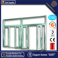 Single Glazing Sliding Balcony Window