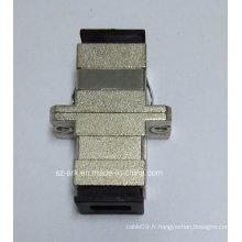 Adaptateurs Sc Metal Fibre Optique