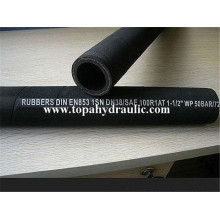 OEM/ODM China for Rubber Hose Parker steel wire flexible braided hose supply to Mexico Supplier