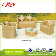 Mobiliario de jardín Mobiliario de ratán Dh-836