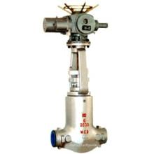 Válvula de portão de alta temperatura da estação de poder (Z941H)