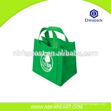 Wholesale high quality factory price polyester foldable shopping bag