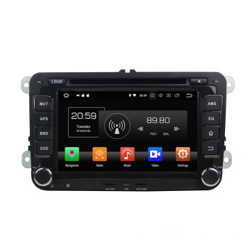 Autoradio gps double din für Golf Polo