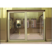 Aluminum Window and Door with White Paint