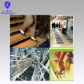 Ruban adhésif anti-dérapant sûr de haute qualité de planche à roulettes d'OEM