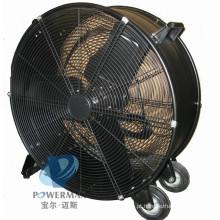 """24"""" tambor de alta velocidade ventilador Hvd-24f"""