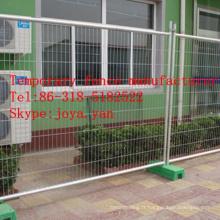Fabricant de clôtures temporaires