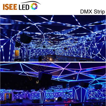 Bande flexible à phase individuelle DM7 LED DC7.5V