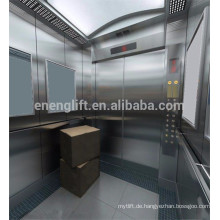 Lieferant von China Produkte kleine Maschine Raum Waren Aufzug