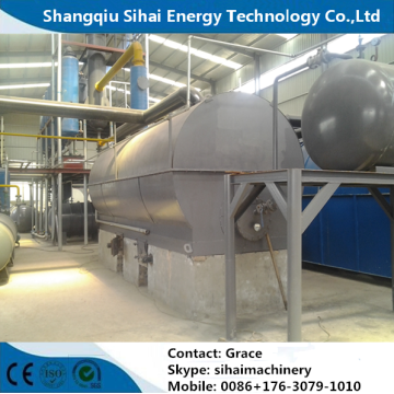 Waste Engine Oil Purifier