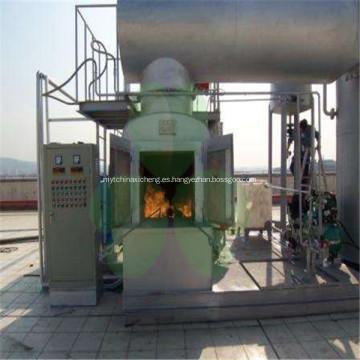 Planta de energía de gasificación de residuos de 500kw MSW en venta