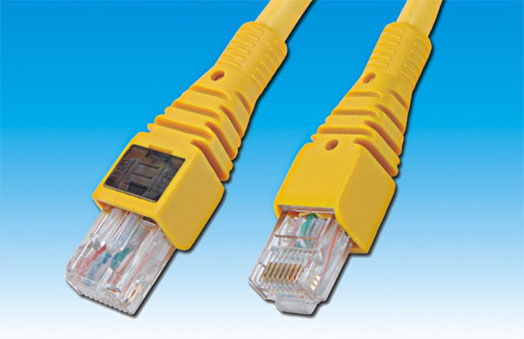 C6A Slide Patch Cord