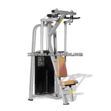 Commercial Seated Straight Arm Clip Chest / Fitness Equipment