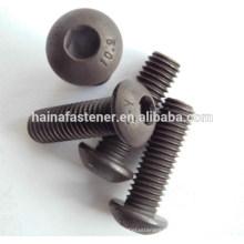 Alloy Steel Hex Socket Button Head Cap Screw M8*30