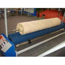 Automatic Horizontal Fabric Rolling Machine