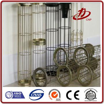 Cage de sac filtrant organo silicone