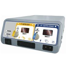Unidad electroquirúrgica de alta frecuencia del equipo médico PT100A