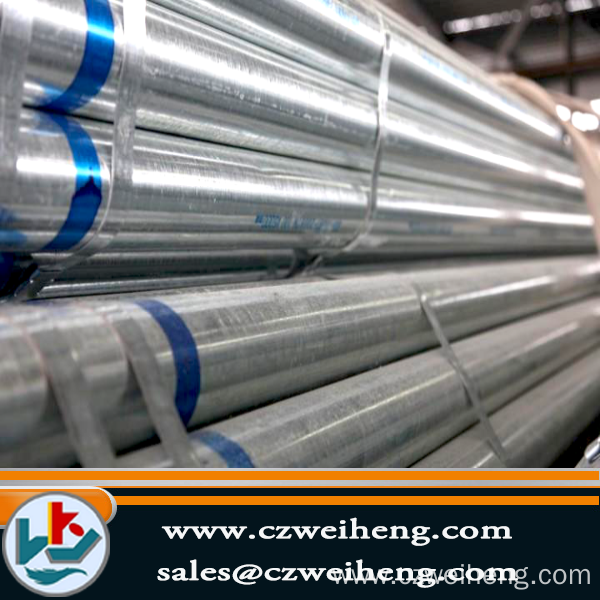 EN 10217 carbon Steel pipe for fluid service / ERW /factory ISO CE SGS