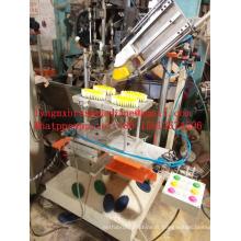 Machine de tufting de brosse de récurage de 2 axes