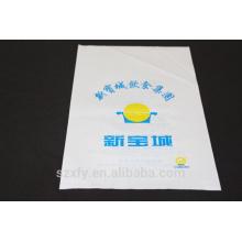 Promotion polybag pour l'emballage alimentaire / sac givré