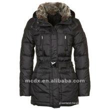 Trendy fashion women winter down clothing