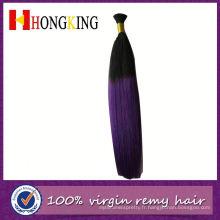 Cheveux en vrac pour la fabrication de perruque pour le marché des Etats-Unis