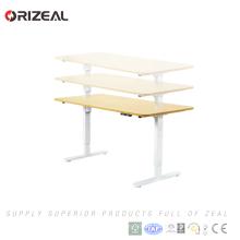 Коммерческие Офисная мебель сидеть стоять Электрический Регулируемая Высота стоя стол Специальное предложение