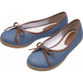The japanese style casual canvas shoes tie flat women shoes